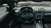 Volkswagen Jetta 2008 for GTA 4 miniature 6