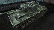 Шкурка для КВ-4 for World Of Tanks miniature 1