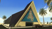 Las Vegas Guardian Angel Cathedral Catholic Church And Train Stations Textures for GTA San Andreas miniature 7