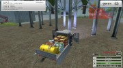 ГАЗ 3302 Multifruit для Farming Simulator 2013 миниатюра 14