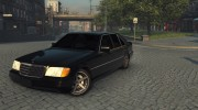 Mercedes S600 W140 for Mafia II miniature 2