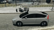 Citroen C4 2009 VTS Coupe v1 для GTA 4 миниатюра 2