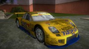 Mazda RX-7 FD3S RE Amemiya Super GT for GTA Vice City miniature 2