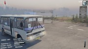 ПАЗ 4334 for Spintires 2014 miniature 9