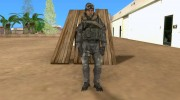 Соуп арктик из COD MW 2 for GTA San Andreas miniature 5