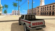Nissan NP300 for GTA San Andreas miniature 3