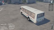 ПАЗ 4334 for Spintires 2014 miniature 3