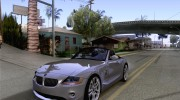 BMW Z4 for GTA San Andreas miniature 1