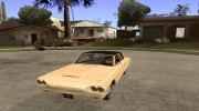 Ford Thunderbird 1964 for GTA San Andreas miniature 1