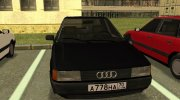 AUDI 80 B3 for GTA San Andreas miniature 5