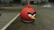 Angry Bird Ped for GTA 4 miniature 1