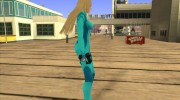 Tekken TT2 Lili Zero Suit for GTA San Andreas miniature 3