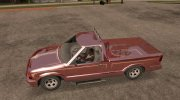 94 Chevy S-10 (SA Style) for GTA San Andreas miniature 8