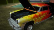 Hudson Hornet Coupe Cuban for GTA Vice City miniature 5