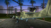 KA-50 Blackenning Shark for GTA Vice City miniature 4