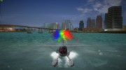 Skimmer Rainbow for GTA Vice City miniature 1
