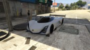 Mazda Furai for GTA 5 miniature 6