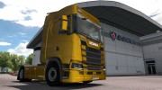 Scania S730 With interior v2.0 for Euro Truck Simulator 2 miniature 5
