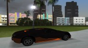 Bugatti Veyron Super Sport 2011 for GTA Vice City miniature 2