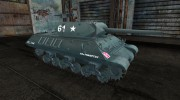 Шкурка для M10 Wolverine English для World Of Tanks миниатюра 5