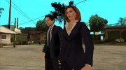 Dana Scully (The X-Files) для GTA San Andreas миниатюра 12