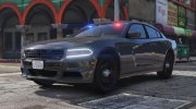 2018 Dodge Charger - Los Santos Police Department for GTA 5 miniature 4