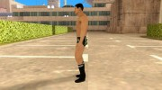 Smackdown Vs Raw 2011 Cody Rhodes for GTA San Andreas miniature 2