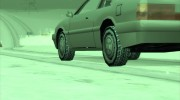 Snow Wheels for GTA San Andreas miniature 5