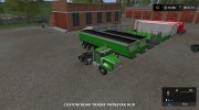 Custom Road Train Pack RUS v2.1 for Farming Simulator 2017 miniature 2