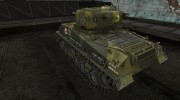 M4A3E8 Sherman от DrRUS for World Of Tanks miniature 3