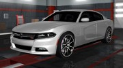 Dodge Charger for Euro Truck Simulator 2 miniature 1