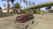 1961-1991 Barkas B1000 for GTA San Andreas miniature 4