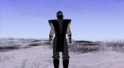 Noob Saibot Mortal Kombat for GTA San Andreas miniature 2