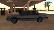 Chevrolet Cavalier 1988 sedan for GTA San Andreas miniature 5