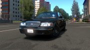 Ford Crown Victoria for Euro Truck Simulator 2 miniature 1