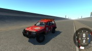 Toyota Land Cruiser 100 for BeamNG.Drive miniature 1