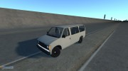 Gavril H-series Passenger minibus for BeamNG.Drive miniature 1
