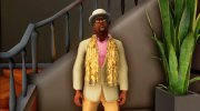 Big Smoke with Casino - Resort Outfit for GTA San Andreas miniature 2