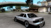 Nissan Silvia S13 streets phenomenon for GTA San Andreas miniature 3