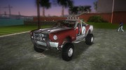 Ford Mustang Sandroadster v3.0 for GTA Vice City miniature 1