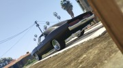 1970 Dodge Charger for GTA 5 miniature 3