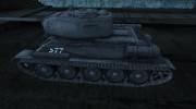 Шкурка для T-34-85 для World Of Tanks миниатюра 2