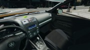 Volkswagen Jetta 2008 for GTA 4 miniature 7
