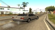 BMW 7-Series 750iL e38 1995 1.1 for GTA San Andreas miniature 3