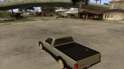 GMC Syclone Stock for GTA San Andreas miniature 3