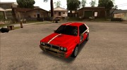 Lancia Delta HF Integrale Evoluzione II for GTA San Andreas miniature 5