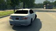 BMW M5 E60 for Mafia II miniature 3