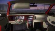 Dodge Daytona Turbo CZ 1986 for GTA Vice City miniature 5