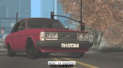 Volvo 244 Turbo 1983 for GTA San Andreas miniature 1