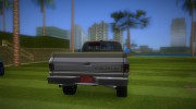 Chevrolet Silverado K-10 2500 1986 for GTA Vice City miniature 2